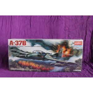 Academy Model kit A-37B airplane